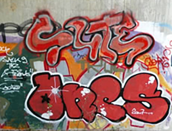 Graffitibeseitigung
